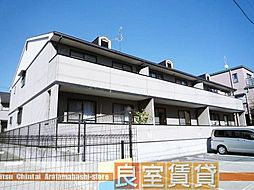 愛知県名古屋市瑞穂区日向町5丁目の賃貸アパートの外観