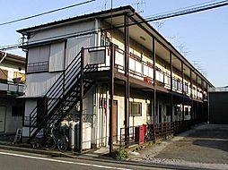 第二中井荘[203号室]の外観