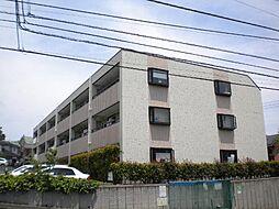 神奈川県横浜市都筑区南山田3丁目の賃貸マンションの外観