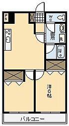 T・SGRANDE 清武[102号室]の間取り
