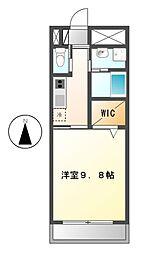 ベルグ大須[3階]の間取り