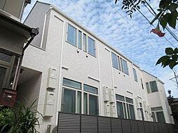 東京都足立区千住寿町の賃貸アパートの外観