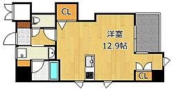 マ・メゾン[6階]の間取り