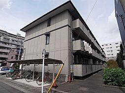 プレガーレB[2階]の外観