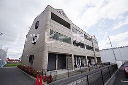 兵庫県たつの市龍野町堂本の賃貸マンションの外観