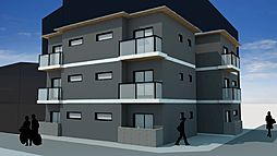京都府京都市北区紫野門前町の賃貸マンションの外観