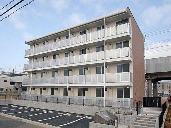 新鎌ヶ谷KIYOTA[104号室]の外観