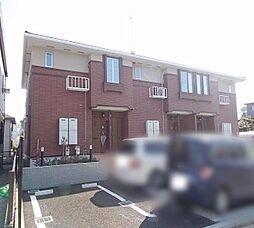 神奈川県藤沢市村岡東2丁目の賃貸アパートの外観