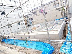 ルミエール・リッシュ松江[302号室]の外観
