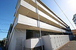 ビューハイツ[3階]の外観