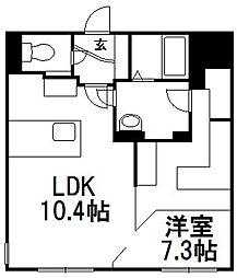 北24条駅 5.7万円