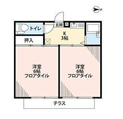 京成佐倉駅 2.5万円