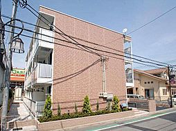 埼玉県さいたま市北区日進町の賃貸マンションの外観