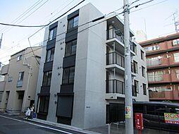 東京都大田区東矢口2丁目の賃貸マンションの外観