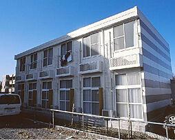レオパレスアルジャンKOYAMA[101号室]の外観