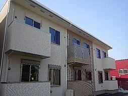 コンフォートI[1階]の外観