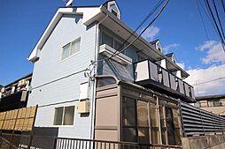 千葉県習志野市花咲2丁目の賃貸アパートの外観