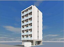 (仮)新庄町マンション計画[7階]の外観