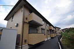 コーポ田村NO1[2階]の外観