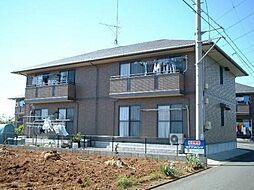セジュールモアA[2階]の外観