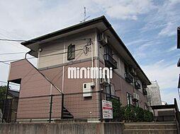 ニューシティKII[2階]の外観