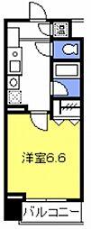 ロイヤルハイツ常盤[305号室号室]の間取り