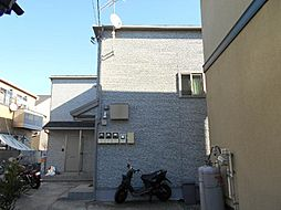 ジョイフル出口[2階]の外観