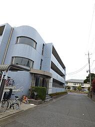 埼玉県川口市戸塚6丁目の賃貸マンションの外観