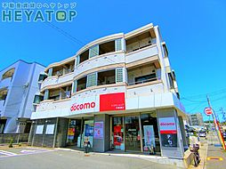愛知県名古屋市天白区元八事1丁目の賃貸マンションの外観