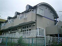 カーサグランデヒルズII[1階]の外観