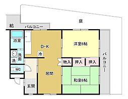 雑餉隈駅 1,080万円