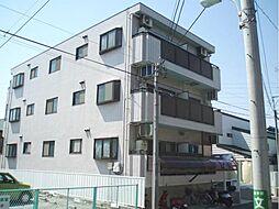 埼玉県さいたま市浦和区駒場1丁目の賃貸マンションの外観