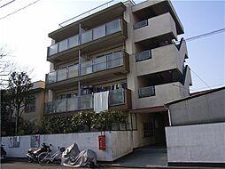 東京都豊島区高松3丁目の賃貸マンションの外観