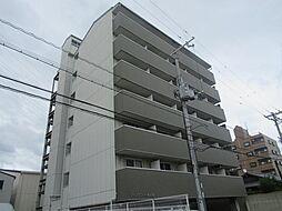 ウイングコート東大阪[5階]の外観