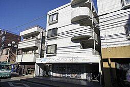 コーポ調布[2階]の外観