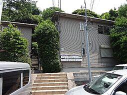 神奈川県横須賀市湘南鷹取1丁目の賃貸アパートの外観