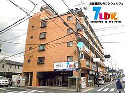 オークマンション[2階]の外観