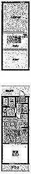 東急東横線 菊名駅 徒歩3分の賃貸アパート 2階1LDKの間取り