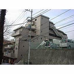 神奈川県川崎市宮前区野川の賃貸マンションの外観