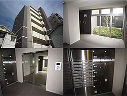 クオリス神戸レジデンス[402号室]の外観