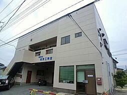 石井町2DKアパート[2階]の外観