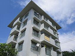 東京都府中市日鋼町の賃貸マンションの外観