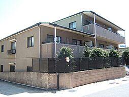 京都府京都市西京区川島権田町の賃貸マンションの外観