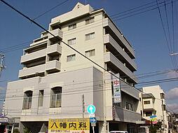 兵庫県姫路市東雲町6丁目の賃貸マンションの外観