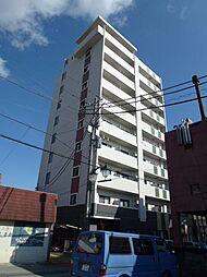 静岡県御殿場市新橋の賃貸マンションの外観