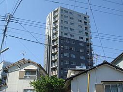 長崎県長崎市梁川町の賃貸マンションの外観