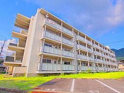 広島県広島市安芸区中野5丁目の賃貸マンションの外観
