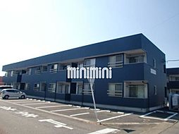GARDEN MIYAKOI[1階]の外観