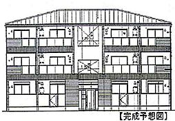 兵庫県明石市二見町西二見駅前2丁目の賃貸アパートの外観