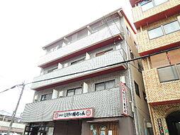 大阪府大阪市平野区長吉出戸8丁目の賃貸マンションの外観